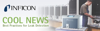 INFICON :: COOL NEWS - Best Practices for Leak Detection