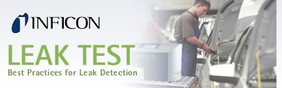 INFICON :: LEAK TEST - Best Practices for Leak Detection